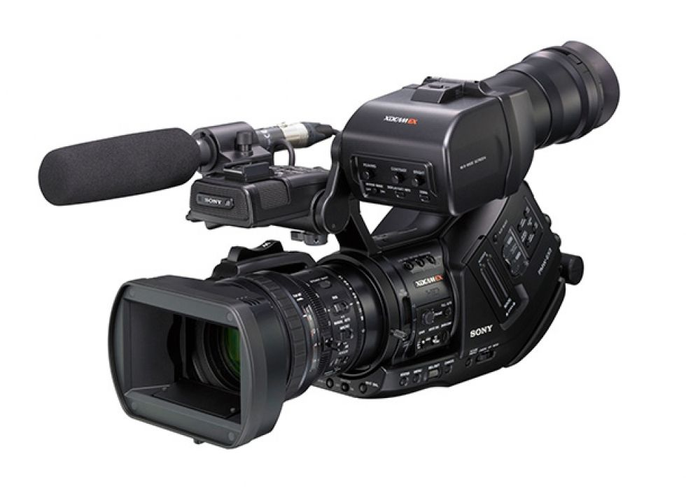 Alquiler Sony Xdcam EX3
