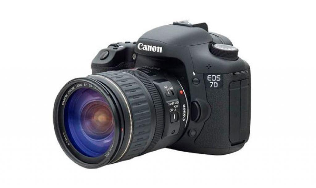 DSLR Canon 7D