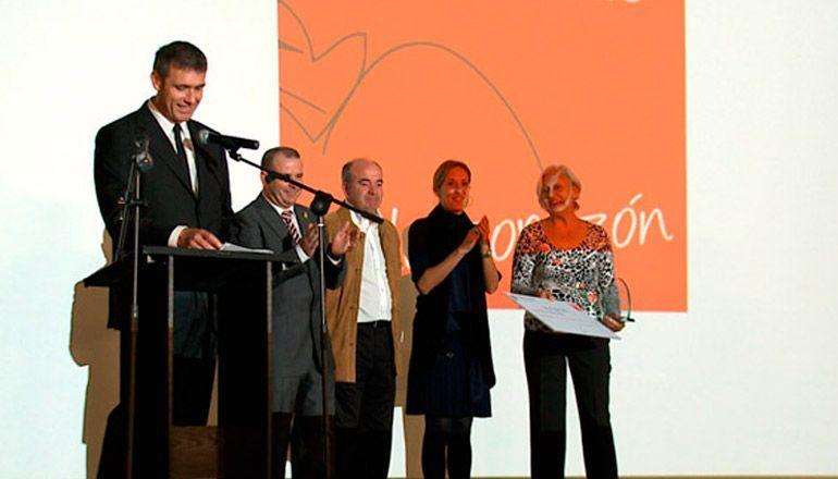 Vídeo-Proyección en la Gala del Tomate de El perelló