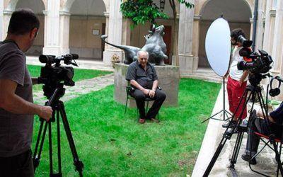 Empieza en Sueca el rodaje del documental sobre la vida y obra d'Enrique Moret