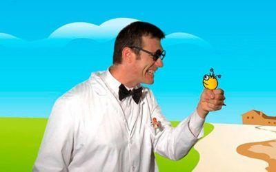 El Profesor Punxós y la fórmula Melífera